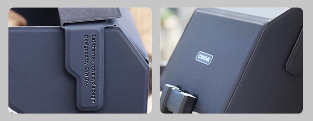 CYNOVA  MAVIC AIR 2 送信機モニターフード 折りたたみ式   Easy to carry, convenient storage.