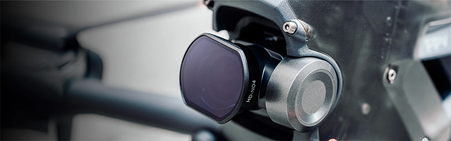 PGYTECH (ピージーワイテック) | PGYTECH DJI FPV用  レンズフィルター(ND 4 8 16)  | 超軽量設計でキャリブレーション不要