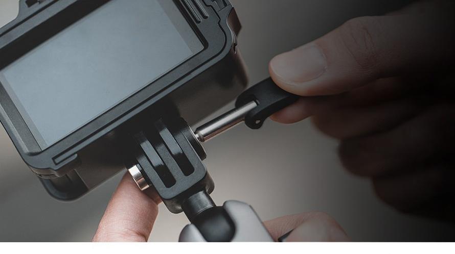 PGYTECH (ピージーワイテック) | アクションカメラ用 ハンドルマウント  | クイックリリースピン