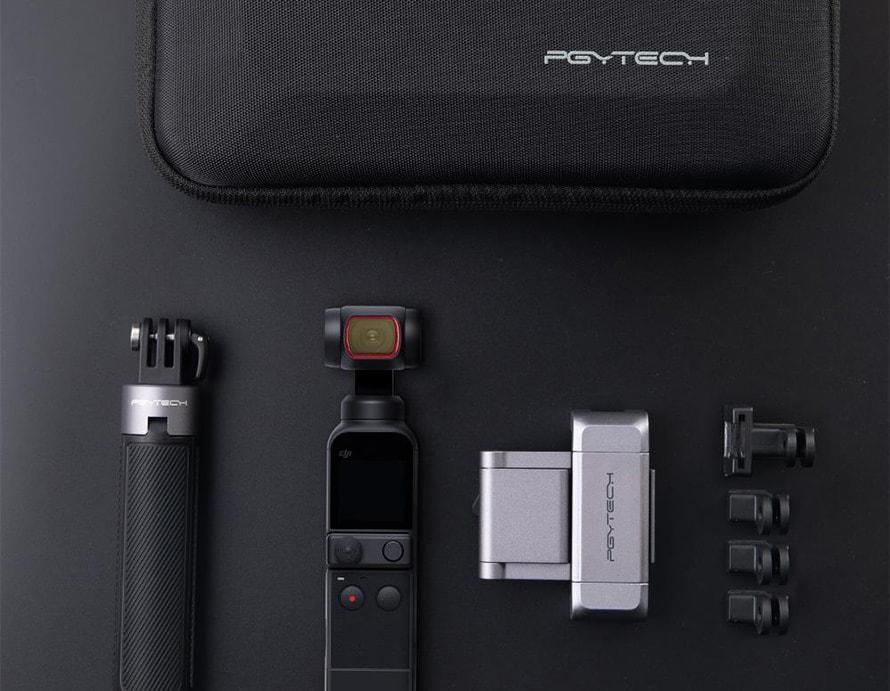 PGYTECH POCKET 2用 動画撮影セット