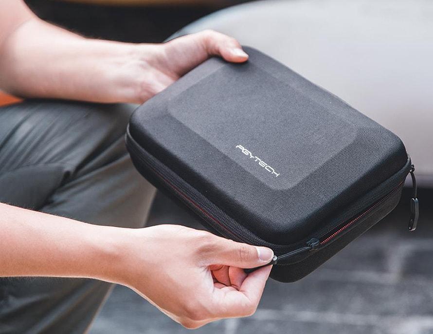PGYTECH Action Camera用トラベルセット |  スタイリッシュで保護的なハードシェルデザイン