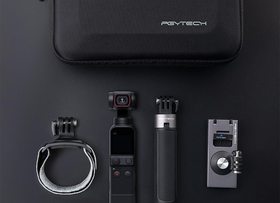 PGYTECH Action Camera用トラベルセット