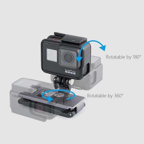 PGYTECH Action Camera用トラベルセット | 3ピンマウントインターフェース