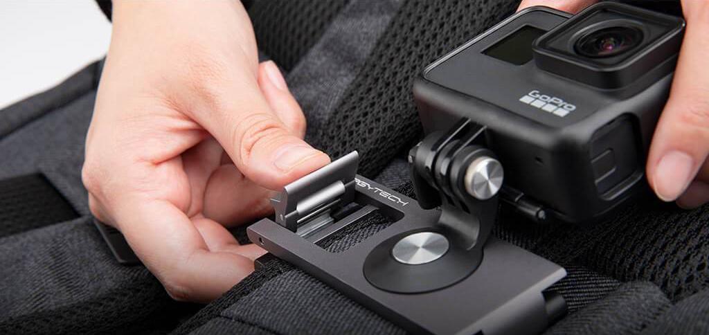 PGYTECH Action Camera用トラベルセット  |  アクションカメラ用 メタルクリップマウント