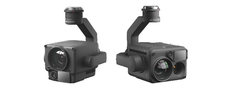 Zenmuse H20シリーズ | H20 - トリプルセンサー ソリューション / H20T - クワッドセンサー ソリューション