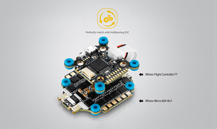 Perfectly support firmware of various FPV