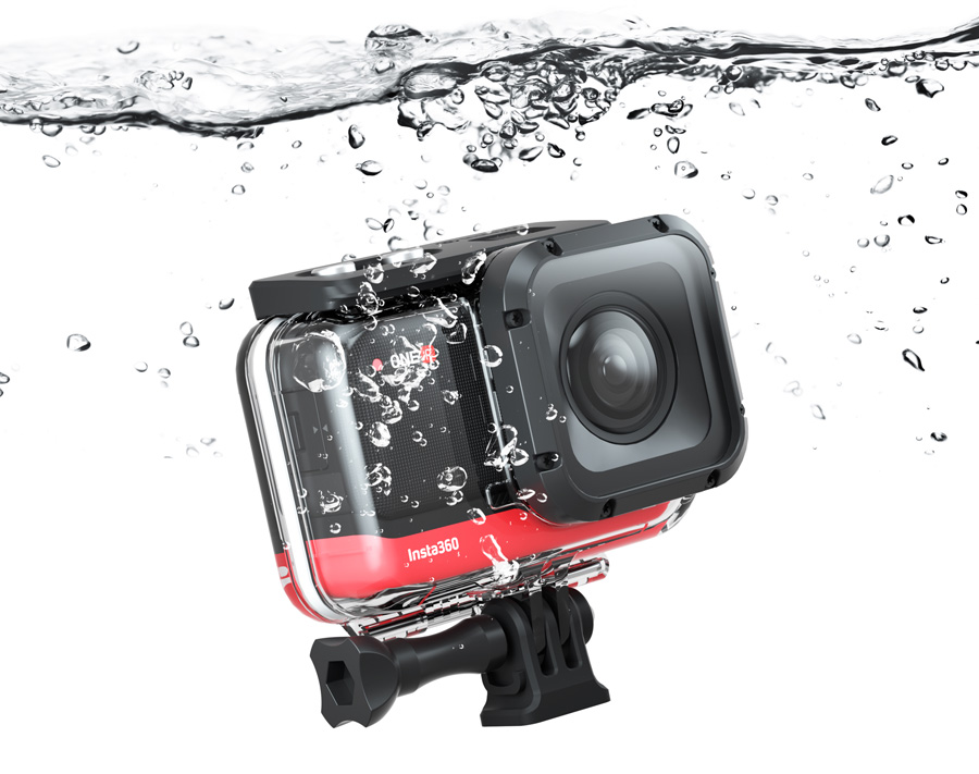 Insta360 ONE R | 潜水ケース