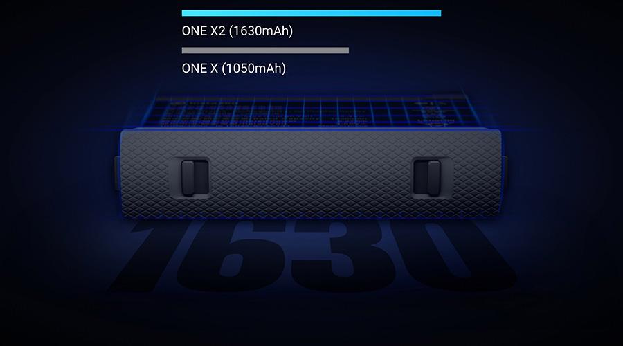 Insta360 ONE X2 | 55%容量アップ