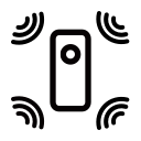 Insta360 ONE X2 | 4マイク 360度オーディオ