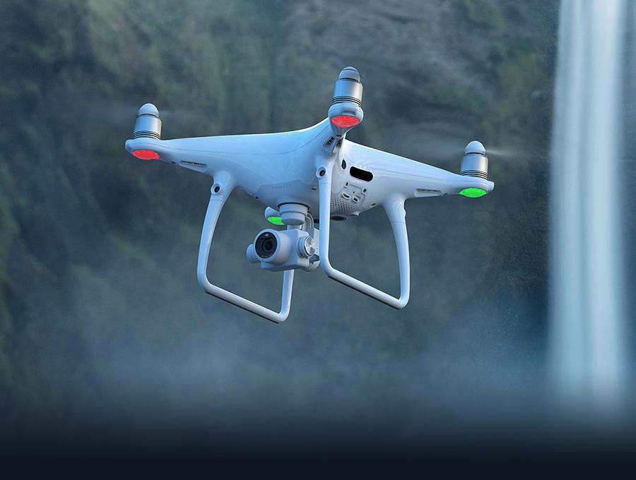 DJI PHANTOM 4 PRO V2.0 | あらゆる人を、空撮のプロフェッショナルへ。