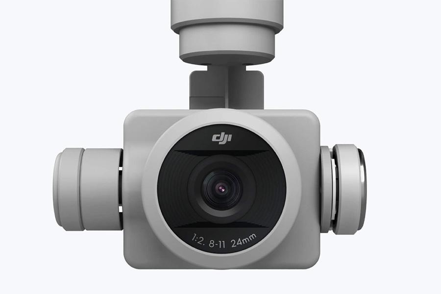 DJI PHANTOM 4 PRO V2.0 | 1インチ20MPセンサー搭載の内蔵カメラ