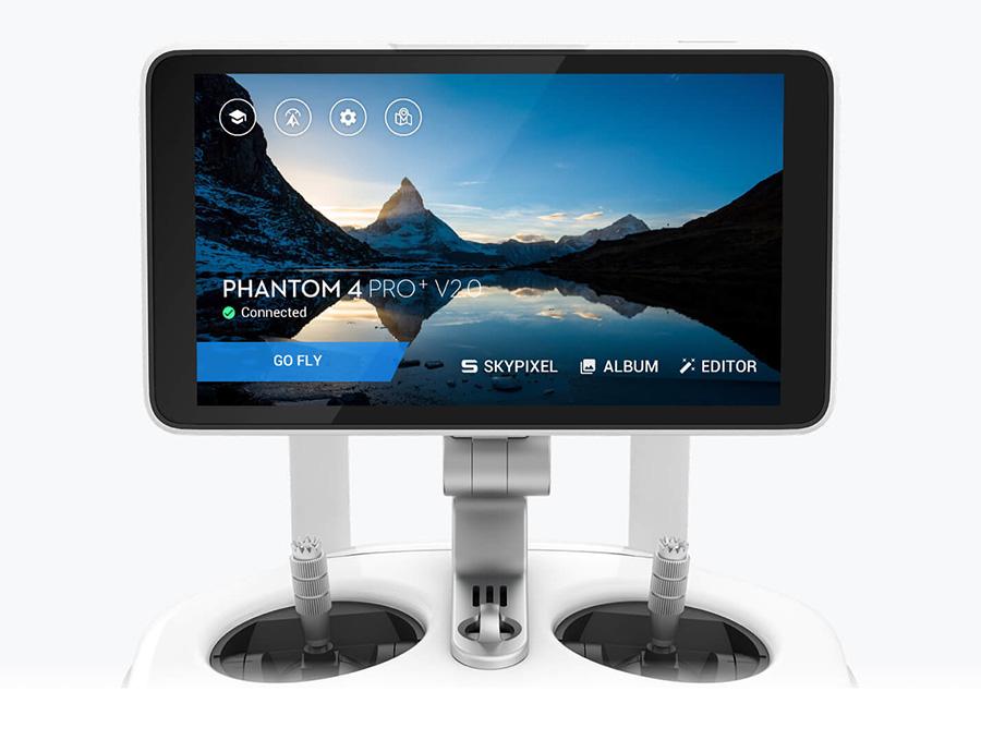 DJI PHANTOM 4 PRO V2.0 | 超高輝度ディスプレイ
