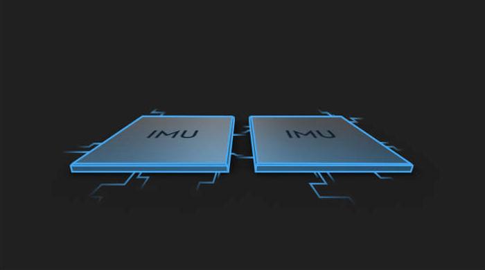 DJI PHANTOM 4 PRO V2.0 | センサーの冗長性