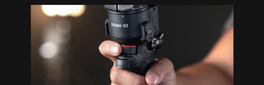 DJI RS 2 | フォーカスシステム 映画のように鮮明な映像を