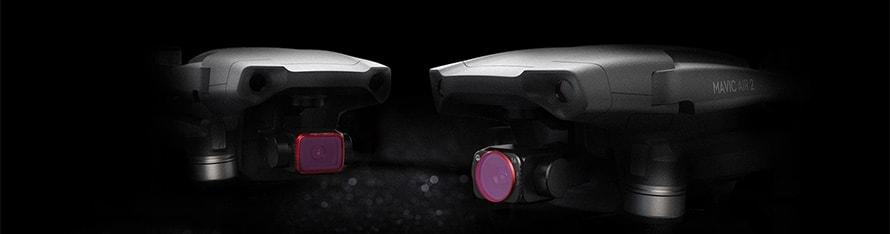 PGYTECH (ピージーワイテック) | PGYTECH MAVIC AIR 2用 レンズフィルター Professional  | あなたのMAVIC AIR 2をさらにクリエイティブにする