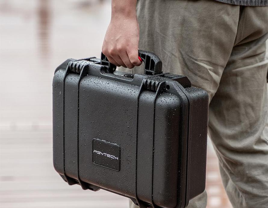 PGYTECH   DJI Air 2S 用 ハードキャリングケース(Standard)    Professional protection: sturdy & waterproof