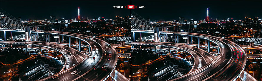 PGYTECH DJI POCKET 2用 レンズフィルター Professional  | NDフィルター