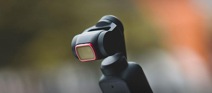 PGYTECH POCKET 2用 動画撮影セット | PGYTECH DJI POCKET 2用 レンズフィルター Professional