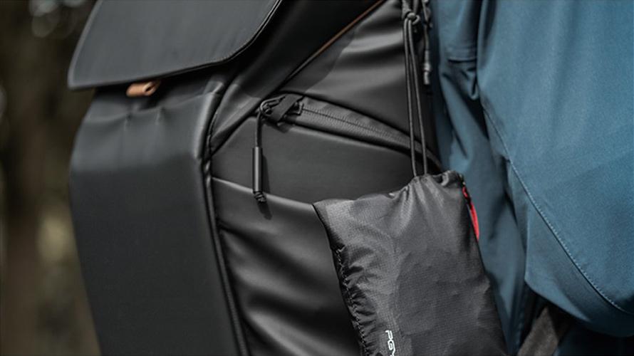 PGYTECH | バックパック レインカバー 25L  |  Easy to pack