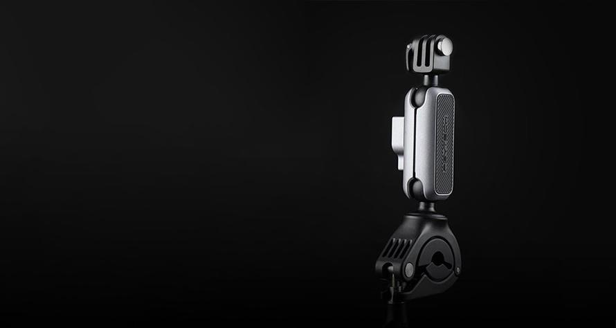 PGYTECH (ピージーワイテック) | アクションカメラ用 ハンドルマウント  |  アルミニウム合金素材