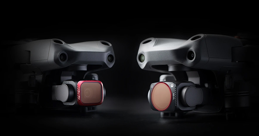 PGYTECH (ピージーワイテック) | PGYTECH DJI Air 2S用 レンズフィルター Professional  | あなたのDJI Air 2Sをさらにクリエイティブにする
