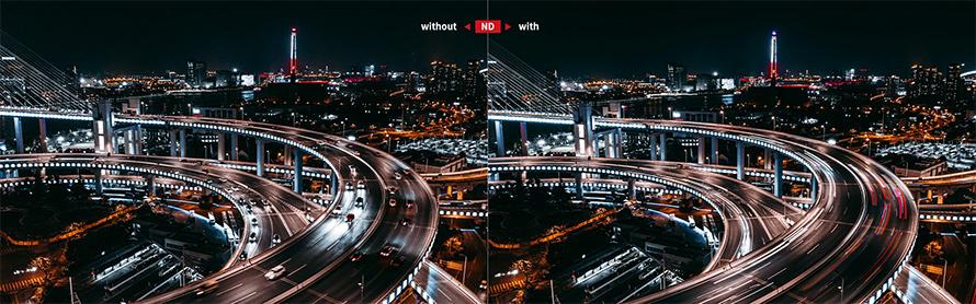 PGYTECH DJI Air 2S用 レンズフィルター Professional  | NDフィルター
