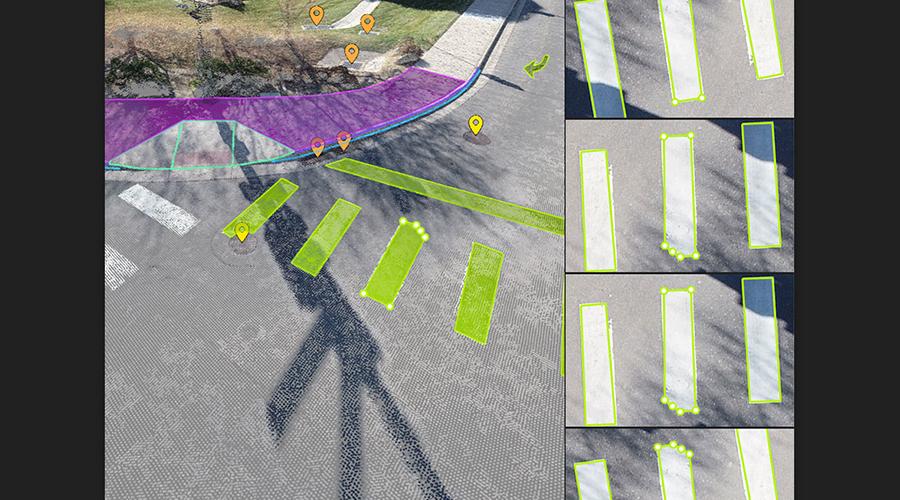Pix4Dsurvey ライセンス | 3Dデータから主要要素を抽出